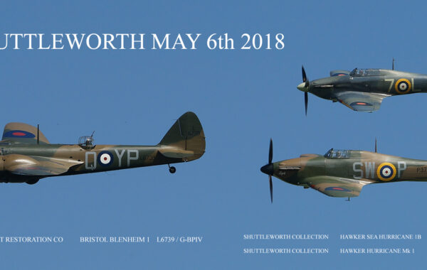 Old Warden May 2018